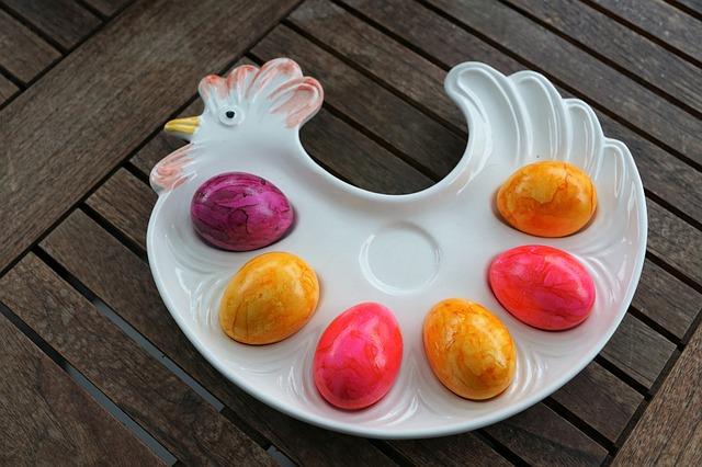 miska na vejce