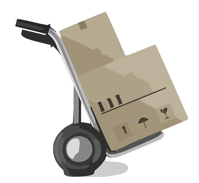 přeprava balíků