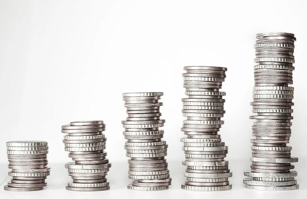 používané mince